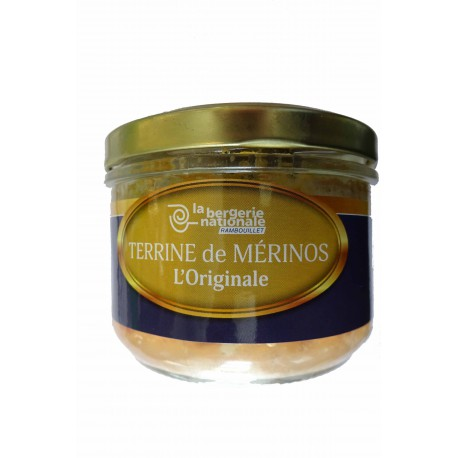 TERRINE DE MERINOS - 200 g