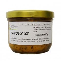 2 TRIPOUX D'AUVERGNE - 350 g