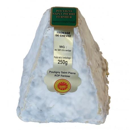 POULIGNY SAINT PIERRE FERMIER A.O.P. - 250 g