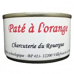 PÂTÉ Á L'ORANGE - 125 g