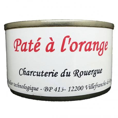 PÂTÉ Á L'ORANGE (PORC) - 125 g