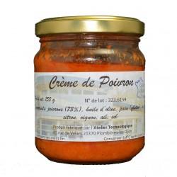 CREME DE POIVRON - 150 g