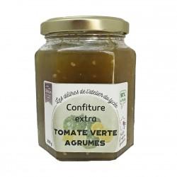 GELEE EXTRA TOMATE VERTE VANILLE - 320 g