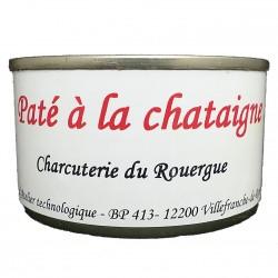 PÂTÉ Á LA CHÂTAIGNE (PORC) - 125 g