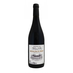 MOULIN-Á-VENT CHÂTEAU DE BEL-AIR 2015 - 75 cl