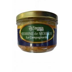 TERRINE CAMPAGARDE DE MERINOS - 200 g
