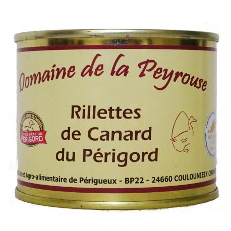RILLETTES DE CANARD - 190 g