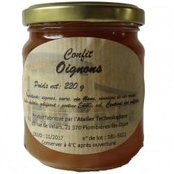 CONFIT OIGNONS - 220 g