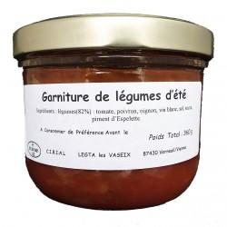GARNITURE DE LÉGUMES D'ÉTÉ - 360 g