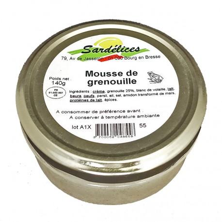 MOUSSE DE GRENOUILLE - 140 g
