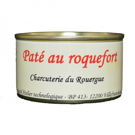 PÂTÉ AU ROQUEFORT - 125 g