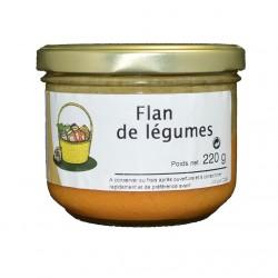 FLAN DE LÉGUMES - 220 g