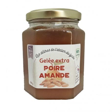 GELEE EXTRA POIRE AMANDE - 320 g