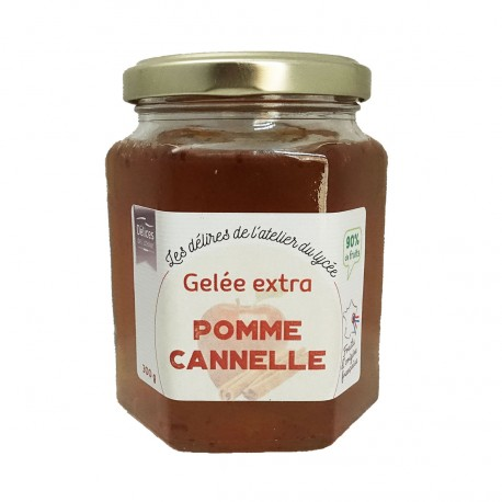 GELEE EXTRA POMME CANNELLE - 320 g