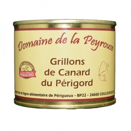 GRILLONS DE CANARD DU PERIGORD - 190 g