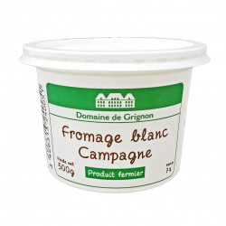 FROMAGE BLANC CAMPAGNE - 500G