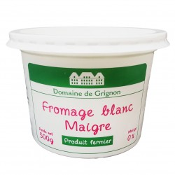 FROMAGE BLANC MAIGRE - 500G
