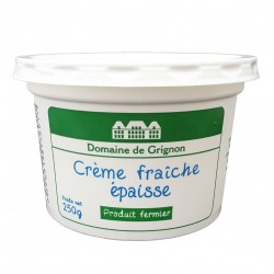 CRÈME FRAÎCHE - 250G