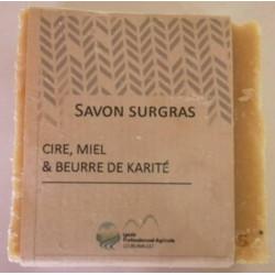 SAVON SURGRAS LAIT DE VACHE